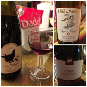 Wines from the Savoie and Valais regions