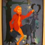 Juan Moreira (1970). Homenaje a Masiques [Oil on canvas painting]. Havana, Cuba: Museo Nacional de Bellas Artes de La Habana