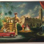 Pedro Alvarez . La canción del amor [Oil on canvas painting]. Havana, Cuba: Museo Nacional de Bellas Artes de La Habana
